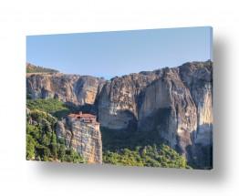 צילומים טבע דומם | מטאורה- פלא העולם השמיני