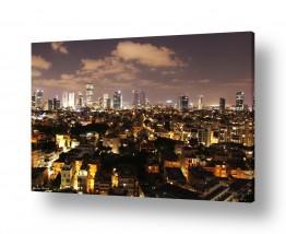 ערים בישראל תל אביב | עיר ללא הפסקה