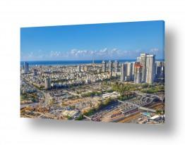 נוף עירוני בנינים | תל אביב 2020