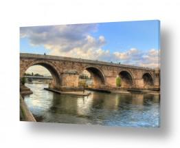 צילומים מתן הירש   הגשר על המים
