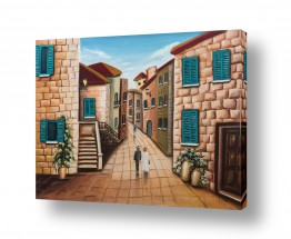 ציורים אנשים ודמויות | ירושלים