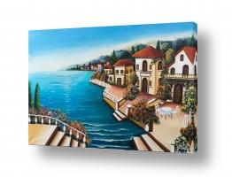 אמנים מפורסמים ציורים שנמכרו | לגור על המים