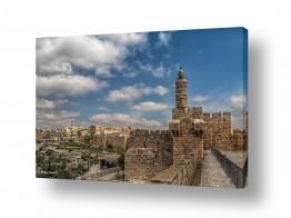 ערים בישראל ירושלים | על חומותייך..