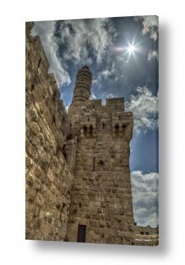 ערים בישראל ירושלים | מג(דל)ן דוד
