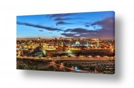 ירושלים הכותל המערבי | ירושלים בזהב