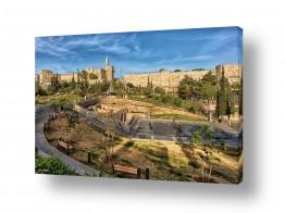 ערים בישראל ירושלים | עיר דוד
