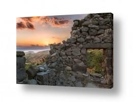 צילומים צילום ארכיאולוגי | נוף קדום