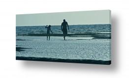 צילומים חופים וים | ריקוד במים