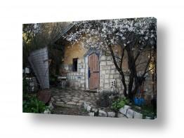 צילומים כפרי | הבית בקצה הנוף