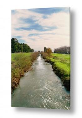 מיים נחל | סתיו על גדות נהר הירדן