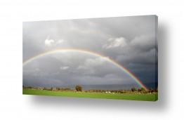 צילומים מזג-אוויר | קשת בענן