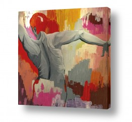 ציורים MMB Art Studio | X MAN