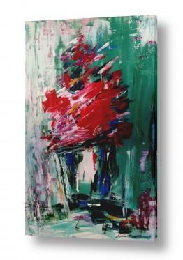 ציורים מרים קופפרשטיך | פרחים