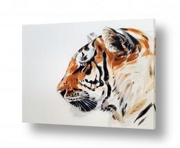 ציורים Artpicked  | נמר