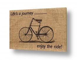 כלי רכב אופניים | life is a journey
