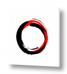 ציורים רישום | עיגול קליגרפיה