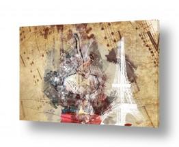אמנים מפורסמים ציורים שנמכרו | ריקוד בפריז