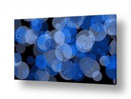 תמונות לפי נושאים צורות | כחול