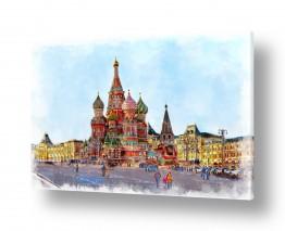 אסיה רוסיה | הקרמלין