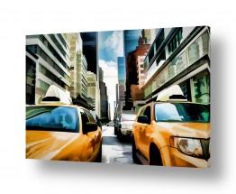 כלי רכב מכוניות | yellow cab