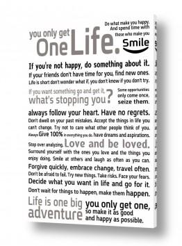 ציורים הומוריסטי | One life 1