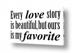 רגשות אושר | Every love story