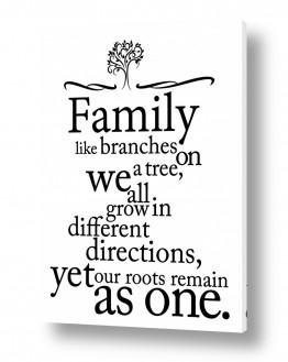 רגשות אושר | Family branches
