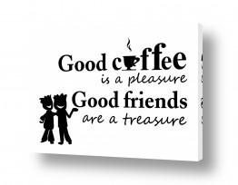 סגנונות טיפוגרפיה דקורטיבית | Good coffee