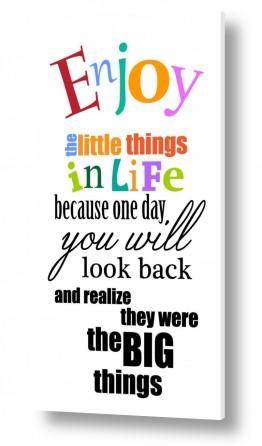 חדרים תמונות השראה | Enjoy little things