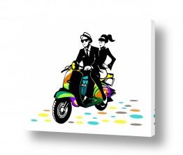 כלי רכב אופנועים | scooter