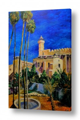 ציורים יהדות | מערת המכפלה