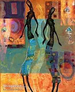 ריקוד אפריקאי