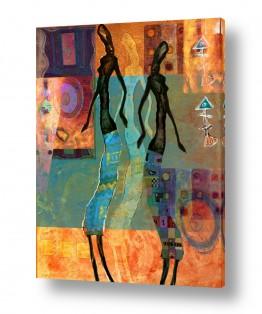 עולם אפריקה | ריקוד אפריקאי