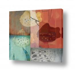 ציורים נעמי פוקס משעול | שלוש דגים