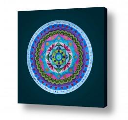 ציורים נעמי מור | סימטריה