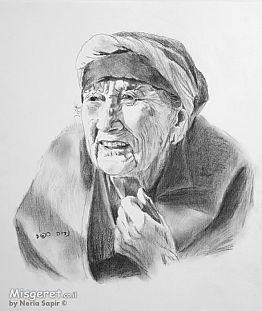 הקשישה