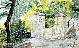 גינה בירושלים