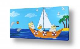 כלי שייט סירה | שייט בים