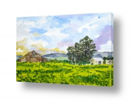 אורבני בתים | האסם בשדה