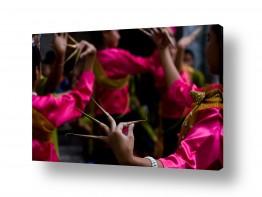 אסיה תאילנד | ריקוד תאילנדי מסורתי