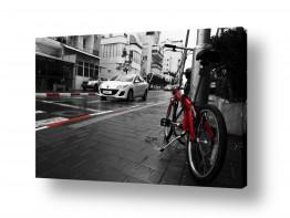 אורבני כבישים | שחור-אדום-לבן