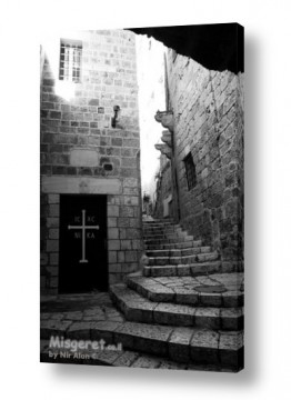 צילומים שחור לבן | סימטאות יפו