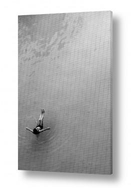 צילומים ניר אלון | שוחה או נופל ?