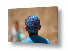 צילומים ניר אלון | ילד עם כיפה