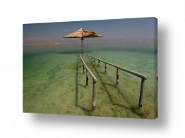 תמונות לפי נושאים צלול | ים המלח