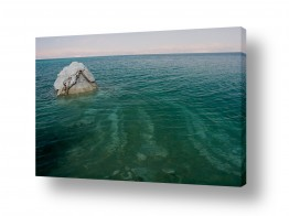 צילומים ניר אלון | גביש מלח שבור