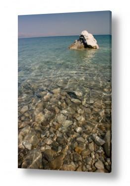 תמונות לפי נושאים צלול | גביש מלח שבור II