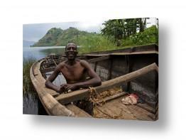 אנשים גברים | על הסירה