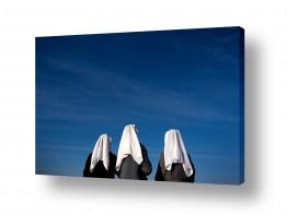 דת נזיר   שלוש נזירות