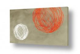 סגנונות אבסטרקט מופשט | כדורי צמר